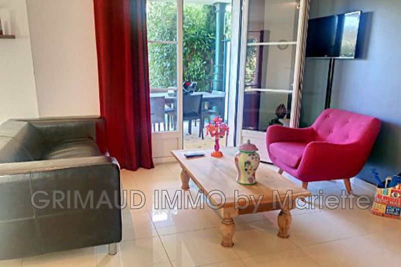 Photo n°2 - Vente appartement La Croix-Valmer 83420 - 283 500 €