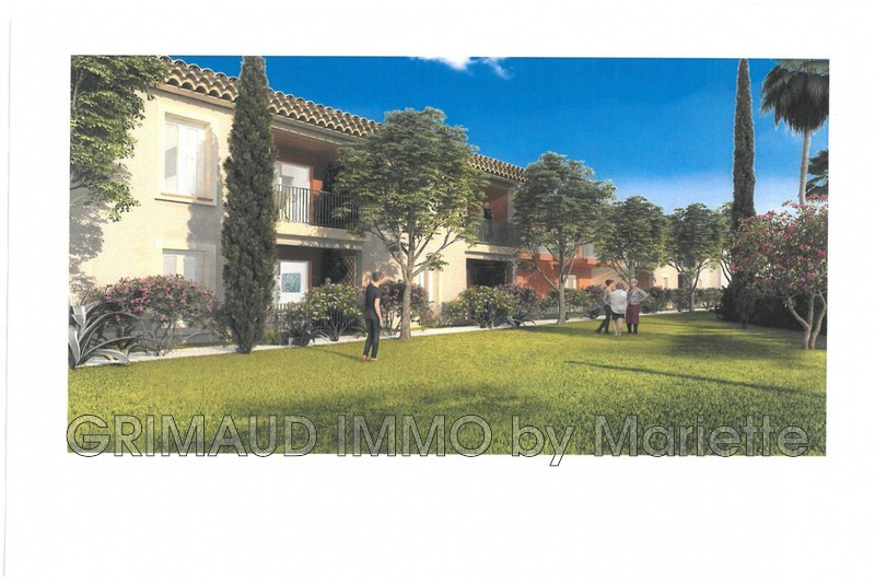 Photo n°1 - Vente appartement Grimaud 83310 - 232 800 €