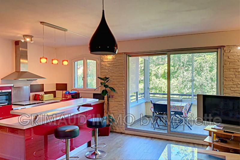 Photo n°1 - Vente appartement Cavalaire-sur-Mer 83240 - 189 000 €