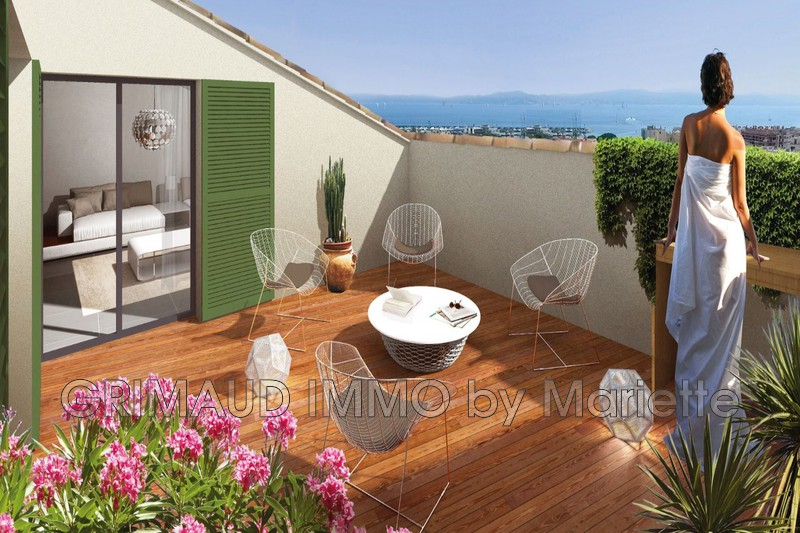 Photo n°4 - Vente appartement Sainte-Maxime 83120 - 601 800 €