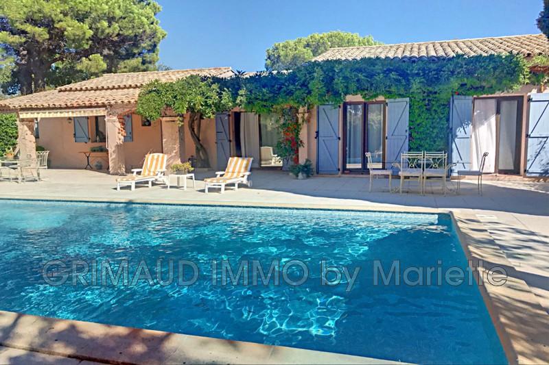 Photo n°3 - Vente Maison propriété La Garde-Freinet 83680 - 599 000 €