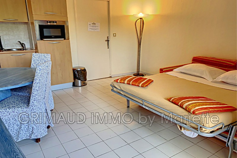 Photo n°1 - Vente appartement Gassin 83580 - 145 000 €