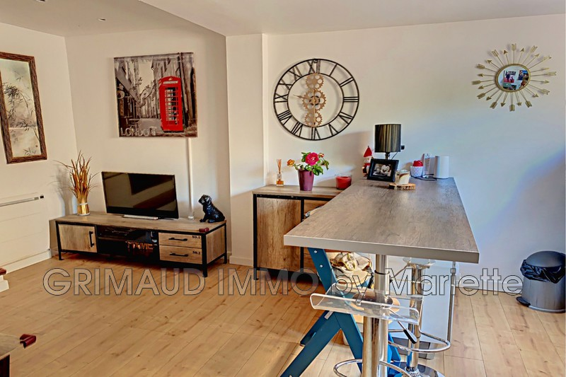Photo n°2 - Vente appartement Grimaud 83310 - 146 000 €