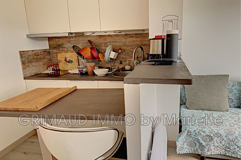 Photo n°9 - Vente appartement La Croix-Valmer 83420 - 129 500 €