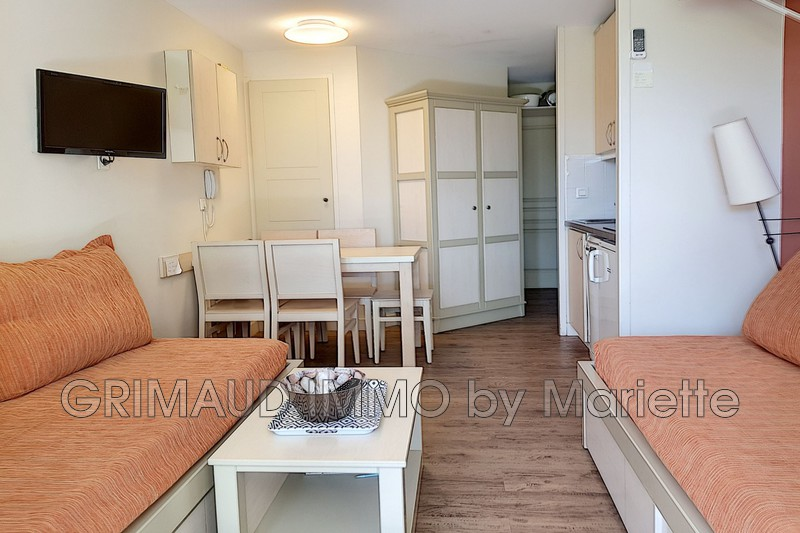 Photo n°3 - Vente appartement Grimaud 83310 - 139 000 €
