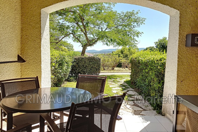 Photo n°2 - Vente appartement Grimaud 83310 - 139 000 €