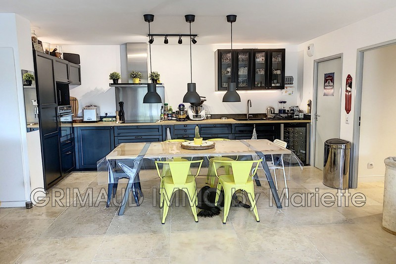 Photo n°1 - Vente appartement Grimaud 83310 - 340 000 €