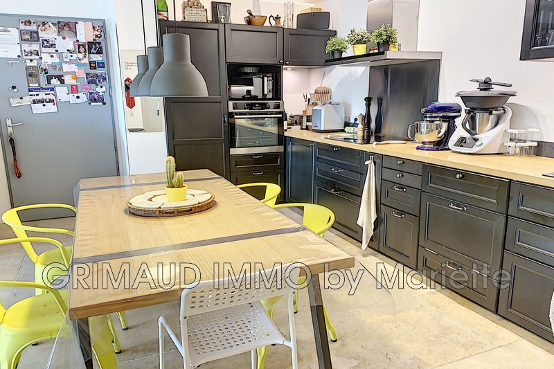 Photo n°3 - Vente appartement Grimaud 83310 - 340 000 €