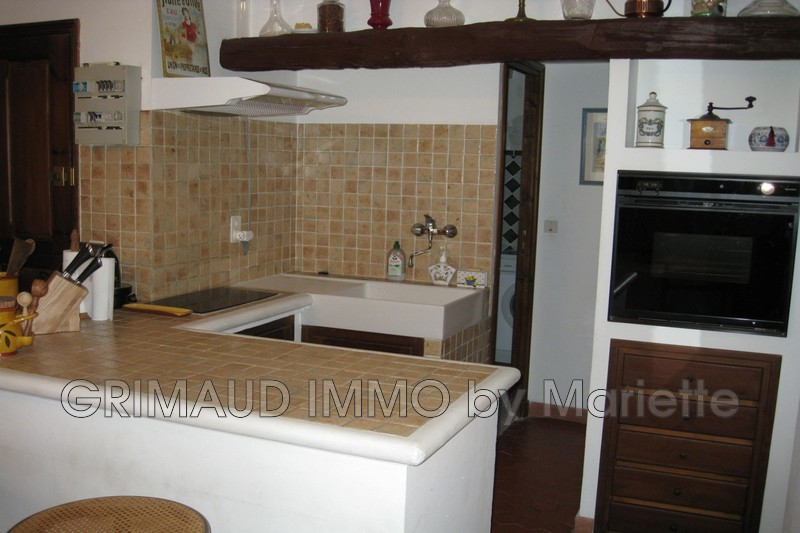 Photo n°9 - Vente appartement Grimaud 83310 - 195 000 €