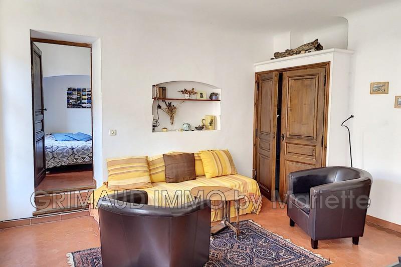 Photo n°1 - Vente appartement Grimaud 83310 - 195 000 €