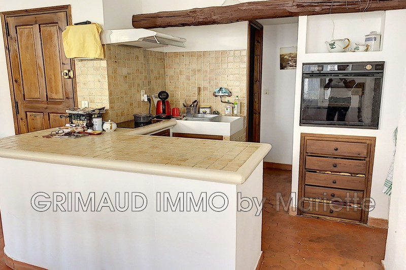 Photo n°4 - Vente appartement Grimaud 83310 - 199 000 €