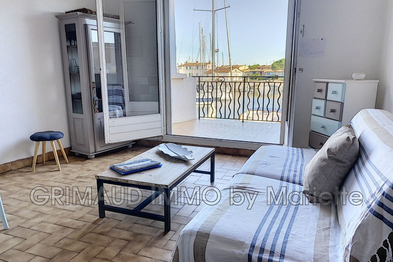 Photo n°5 - Vente appartement Port grimaud 83310 - 470 000 €