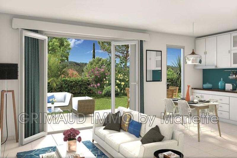 Photo n°4 - Vente appartement Cogolin 83310 - 219 000 €