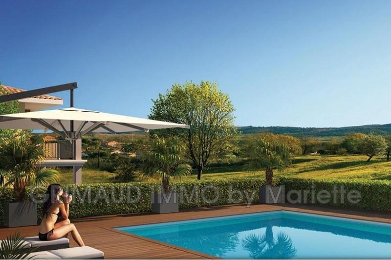 Photo n°5 - Vente appartement Cogolin 83310 - 285 000 €
