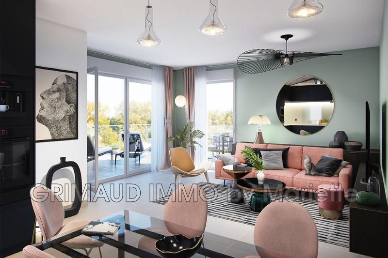 Photo n°3 - Vente appartement Cogolin 83310 - 210 000 €