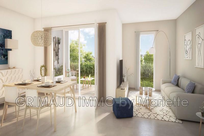 Photo n°2 - Vente appartement Cogolin 83310 - 186 763 €