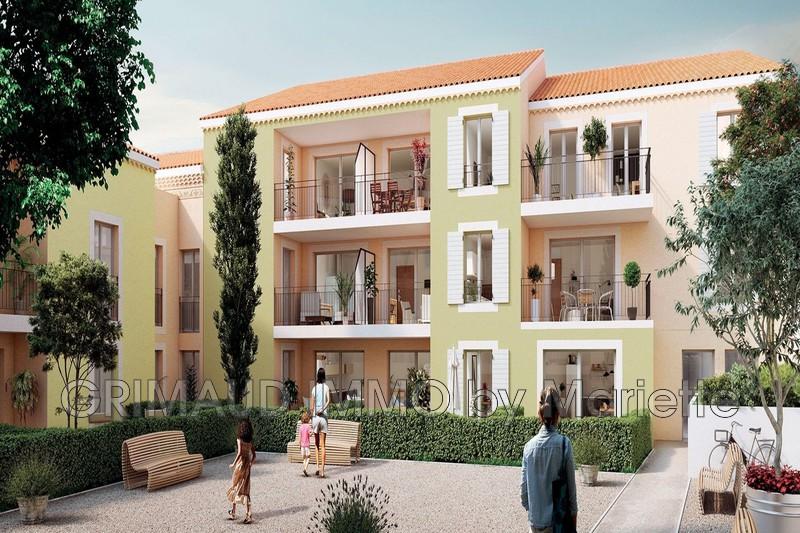 Photo n°1 - Vente appartement Cogolin 83310 - 300 859 €