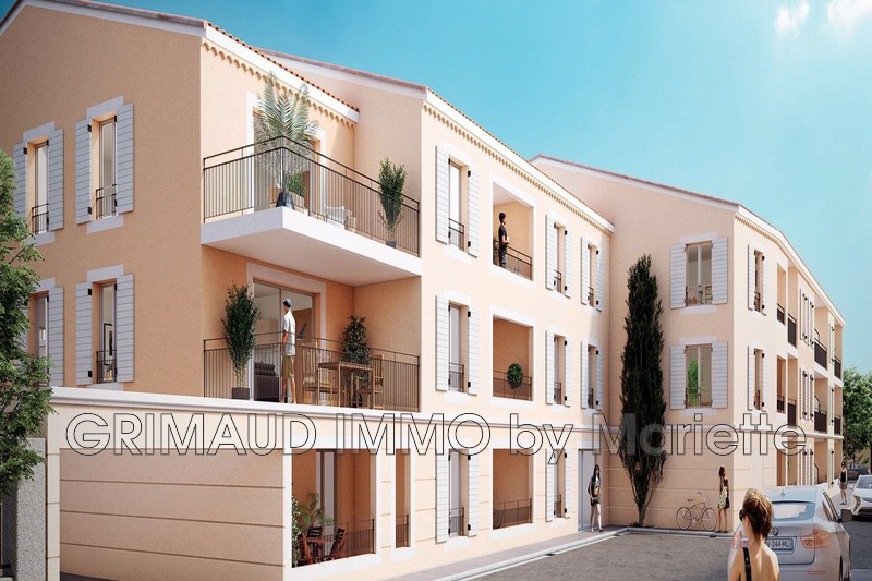 Photo n°1 - Vente appartement Cogolin 83310 - 390 662 €