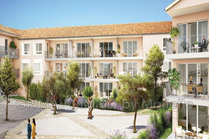 Photo n°2 - Vente appartement Cogolin 83310 - 229 446 €
