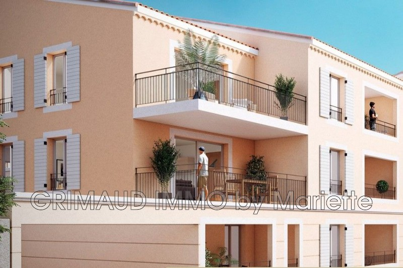 Photo n°2 - Vente appartement Cogolin 83310 - 361 600 €