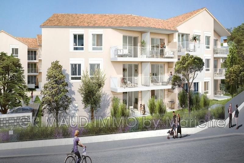 Photo n°2 - Vente appartement Cogolin 83310 - 312 302 €