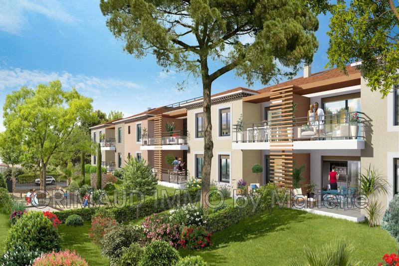 Photo n°3 - Vente appartement Cogolin 83310 - 223 840 €