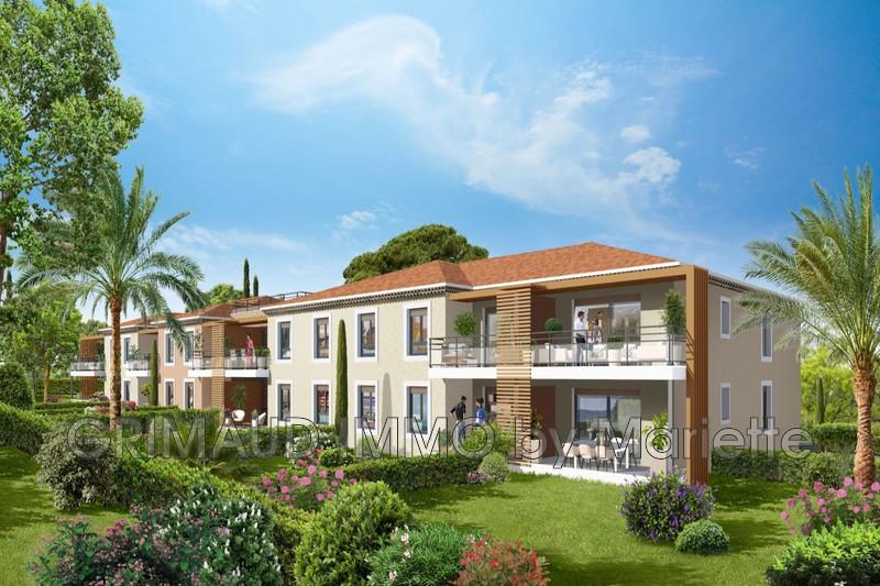 Photo n°1 - Vente appartement Cogolin 83310 - 235 040 €