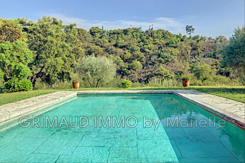 Photo n°3 - Vente Maison propriété La Garde-Freinet 83680 - 1 580 000 €