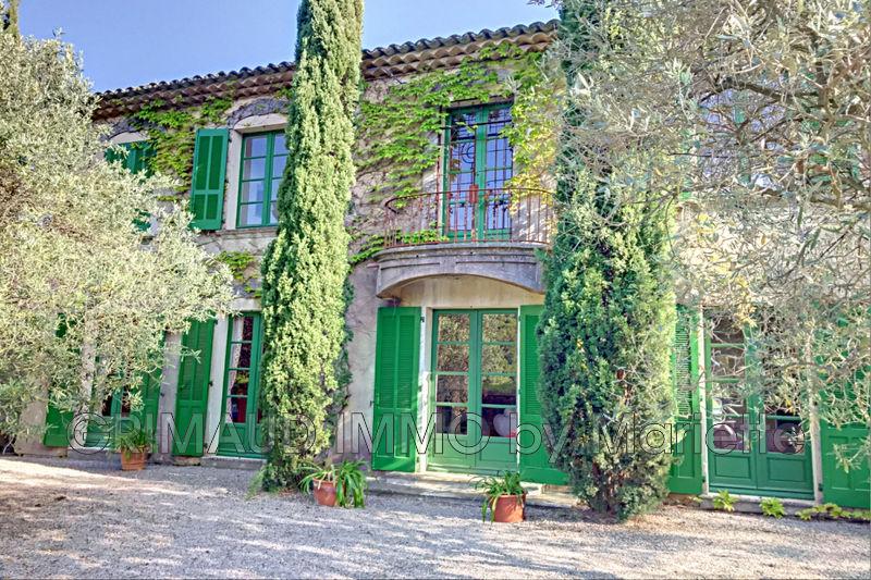 Photo n°4 - Vente Maison propriété La Garde-Freinet 83680 - 1 580 000 €