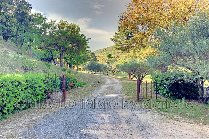 Photo n°8 - Vente Maison propriété La Garde-Freinet 83680 - 1 580 000 €