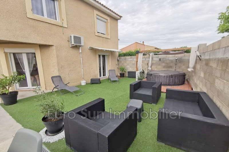 Villa Lespignan   achat villa  4 chambres   100m²