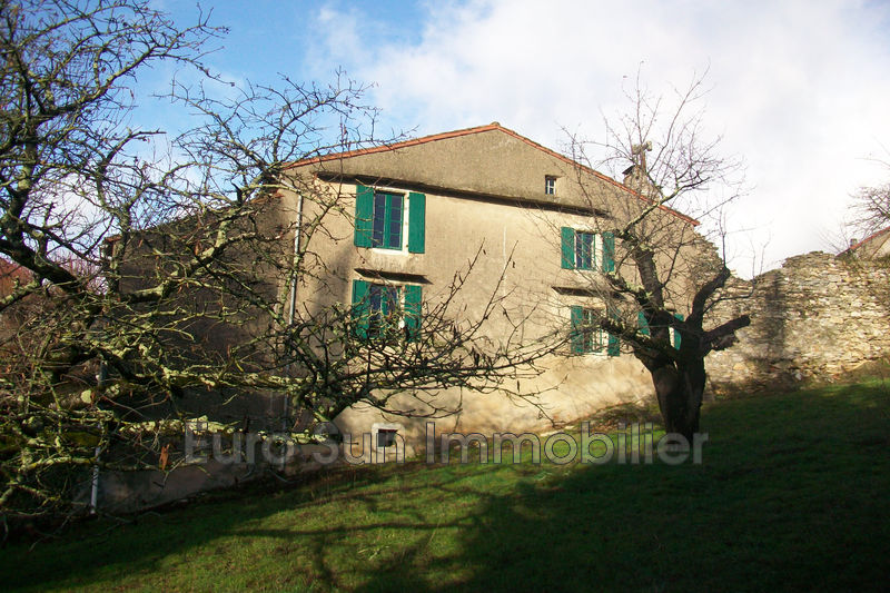 Photo Maison de village Saint-Pons-de-Thomières   achat maison de village  2 chambres   92 m²