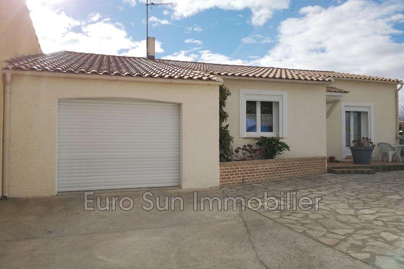 Villa Nissan-lez-Enserune   achat villa  3 chambres   102m²