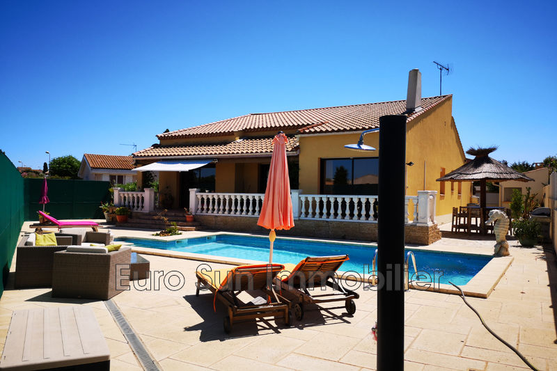 Villa Colombiers   achat villa  3 chambres   126m²