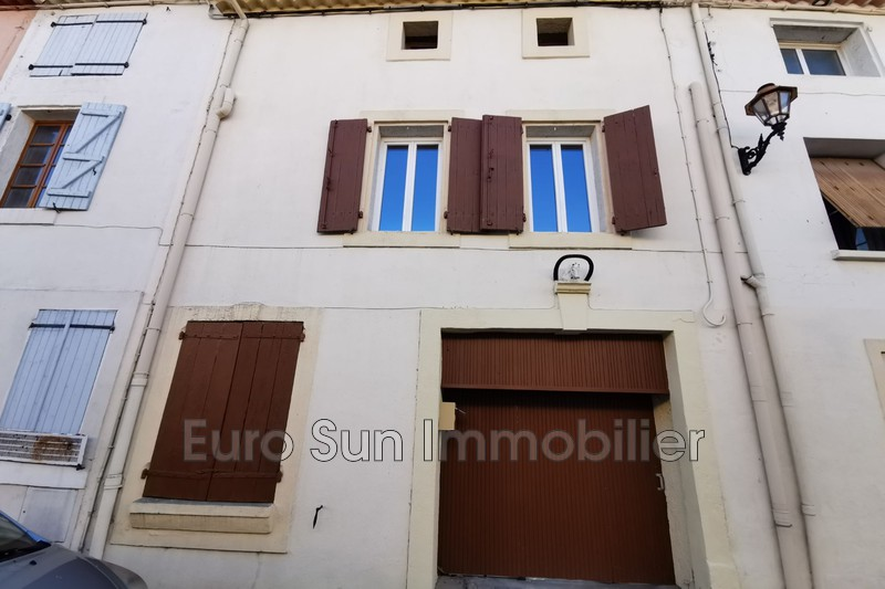 Photo Village house Nissan-lez-Enserune   to buy village house  3 bedroom   145 m²
