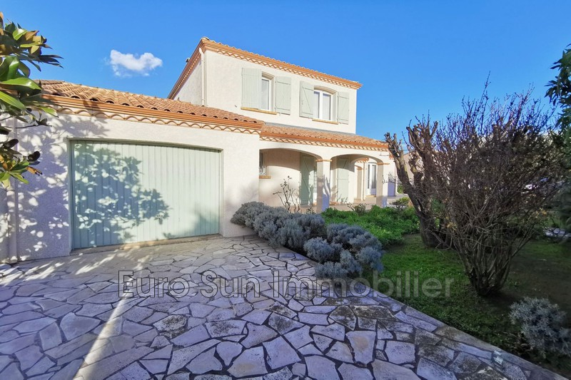 Photo Villa Nissan-lez-Enserune   to buy villa  4 bedroom   133 m²
