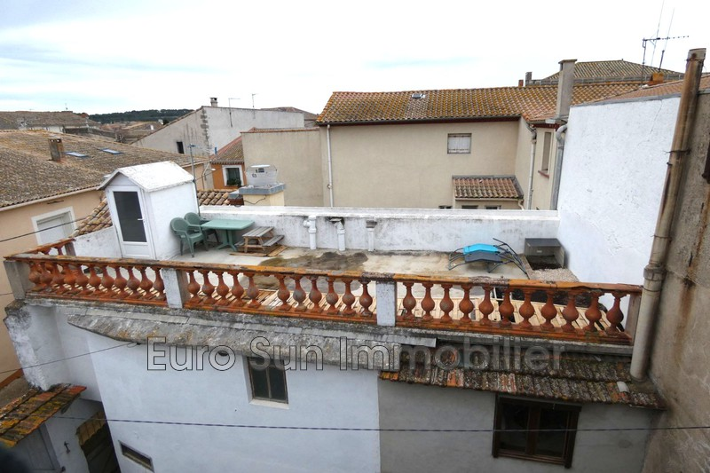Photo Village house Nissan-lez-Enserune   to buy village house  1 bedroom   38 m²