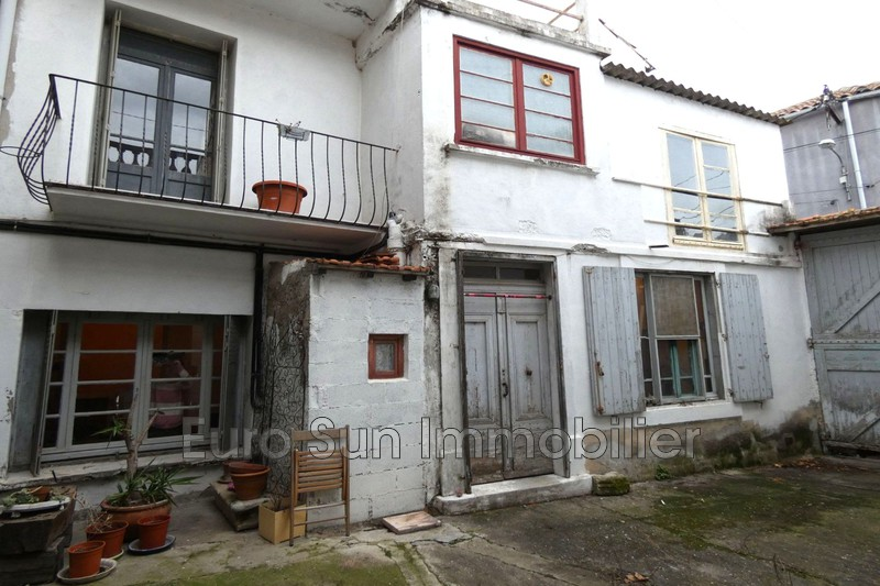 Photo Village house Nissan-lez-Enserune   to buy village house  6 bedroom   153 m²