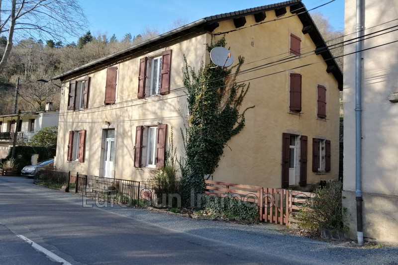 House Lacaune   to buy house  6 rooms   200 m²