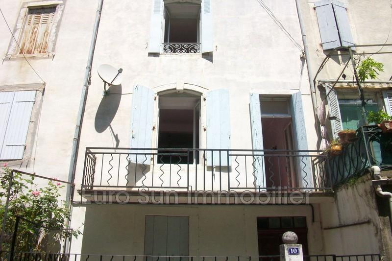 Maison de ville Saint-Pons-de-Thomières Centre-ville,   achat maison de ville  5 chambres   174m²