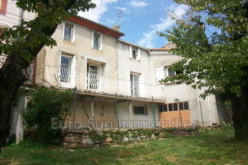 Photo Maison de village ST.PONS DE THOMIERES   achat maison de village  3 chambres   85 m²