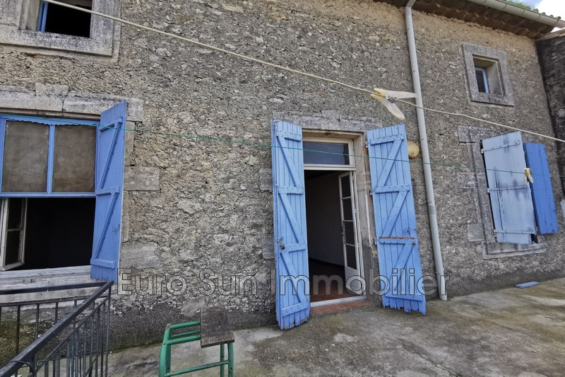 Village house Montady   to buy village house  3 bedroom   110m²