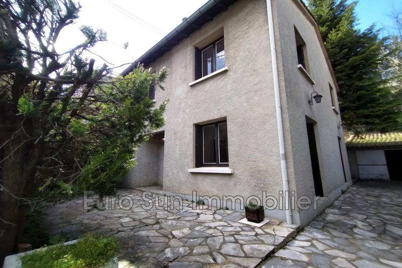 Maison Saint-Pons-de-Thomières Village,   achat maison  4 chambres   114m²