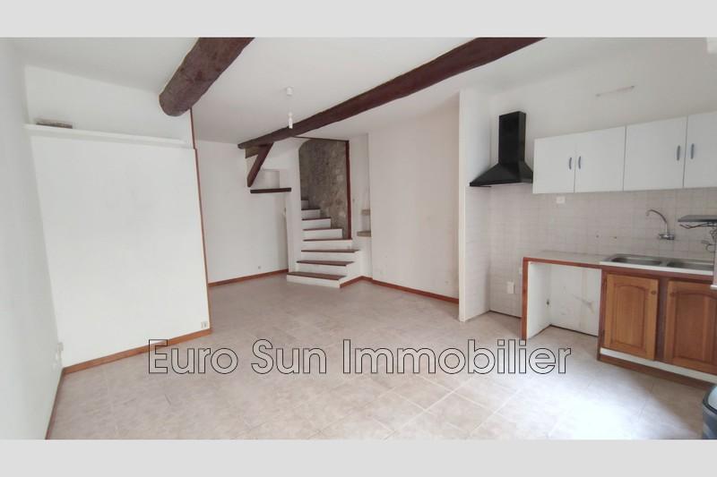 Maison de village Lespignan   achat maison de village  3 chambres   90m²