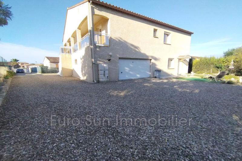 Villa Lespignan   achat villa  4 chambres   212m²