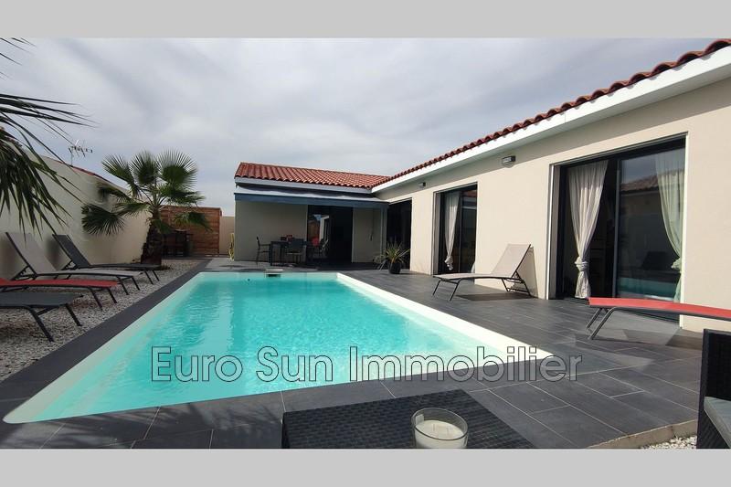 Villa Nissan-lez-Enserune   achat villa  4 chambres   120m²