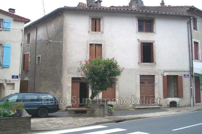 Photo House Saint-Pons-de-Thomières   to buy house  4 bedroom   140m²
