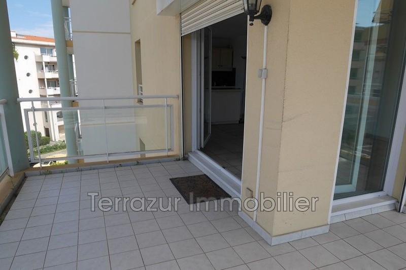 Photo n°3 - Location appartement Juan-les-Pins 06160 - 850 €