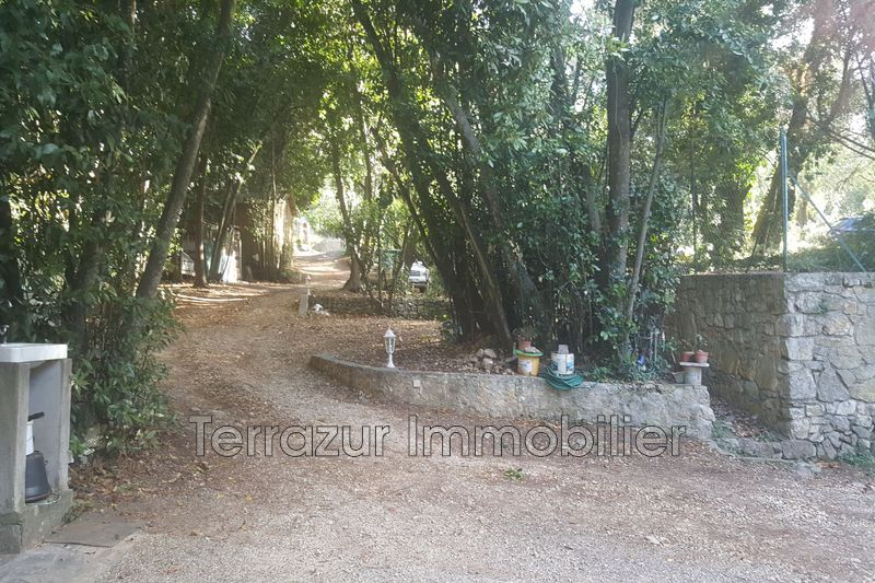Photo Land Vallauris Residentiel,   to buy land   1070 m²