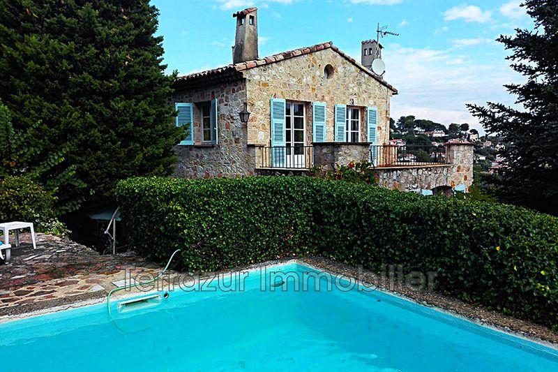 Photo Bastide Golfe-Juan Colline,   achat bastide  5 chambres   200m²